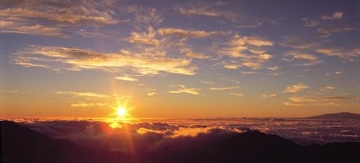 Haleakala-Sunrise